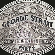 Strait Out of the Box, Pt. 2 * by George Strait (CD, Nov-2016, 3 Discs, Universal)