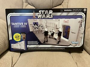 Hasbro Star Wars Vintage Collection 3.75 in Tantive IV Play Set NO FIGURE ANH