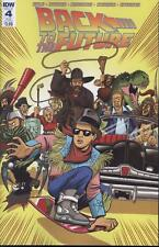 Back To The Future #4 Subscription Var  NEW!!!