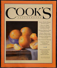 Magazine COOK'S ILLUSTRATED, 2008  !!CLASSIC BROWNIES!!, !!PAN-SEARED SHRIMP!!
