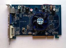Sapphire Atlantis ATi Radeon HD 2400PRO 256MB AGP VGA Card - Test OK!