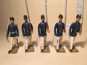 lead toy soldiers pre 1970
