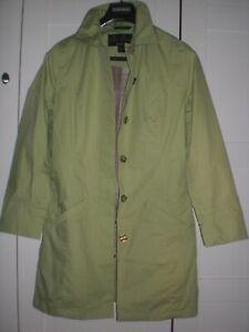 BARBOUR Damen Mantel Jacke Sommerjacke OUTDOOR-  Parka Gr. 34 Sommer/ Herbst