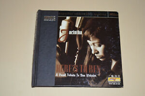 Jacintha - Here`s To Been / First Impession Music 2005 XRCD2 / Japan Digibook