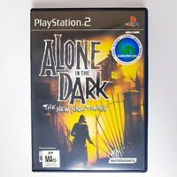 Alone In The Dark New Nightmare - Sony Playstation 2 PS2 - Free Postage + Manual