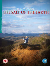 THE SALT OF THE EARTH - BLU-RAY - REGION B UK