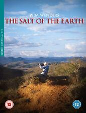 THE SALT OF THE EARTH - BLU-RAY - REGION B UK