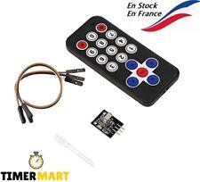 Télécommande IR + récepteur infrarouge recep Emeteur Arduino Raspberry TimerMart