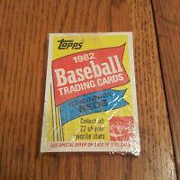 1982 Topps Coca Cola Cincinnati Reds Team Set. 22 Cards Johnny Bench + Cover New