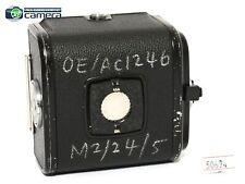 Hasselblad A12 6x6 Film Back Magazine Holder Black for V 500 System