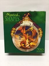 Mystical Shapes Puzzle WIZARD By Ceaco 700 Pieces NEW Sealed 2005