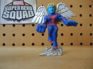 Marvel Super Hero Squad ULTRA RARE APOCALYPSE from Wolverine Wave 1 Coming of