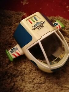 Buzz Lightyear Space Explorer Rare Thinkway Spaceship 1995