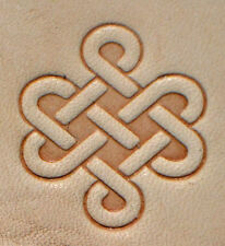Celtic Knot Craftool 3-D Stamp Tandy Leather 8589-00