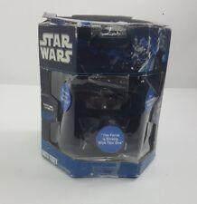 Star Wars Darth Vader AM/FM Alarm Clock / Radio / MP3 / CD Player Electric 2009