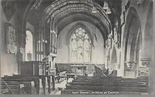 London - East Barnet - St Mary the Virgin Church - local pmk 1924