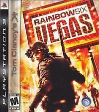 PLAYSTATION 3 RAINBOW SIX VEGAS BRAND NEW PS3 GAME
