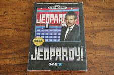 Jeopardy (Sega Genesis, 1992)