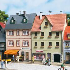 Auhagen H0, Tt 12345: Building Site Bahnhofstrasse 5/7