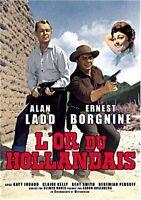 """DVD """"L'ORO DE LA HOLANDÉS"""" - Ernest Borgnine, NUEVO EN BLÍSTER"""