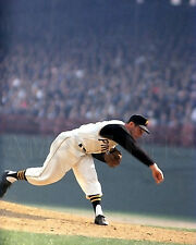 ELROY FACE 1960 PITTSBURGH PIRATES WORLD SERIES ACTION  8X10 PHOTO