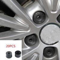 20× Radmutter Kappen Radschraubenkappen Für VW Golf MK4 Passat Audi Beetle 17mm
