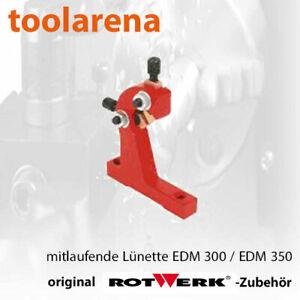 Lünette mitlaufend  für Drehmaschine EDM 300, EDM 350 - Original Rotwerk Zubehör