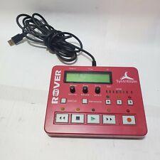 Syntrillium Red Rover Rr-1 Audio Software Usb Remote Control!
