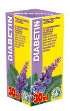 Diabetin 30ml - Herbal Treatment - Diabetes,Blood Sugar & Cholesterol Control