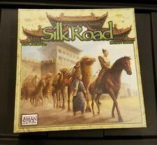 Silk Road Board Game Z-Man Games Asian Barter Trading Caravan