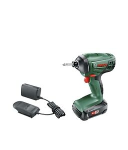 Bosch Advanced Impact Drive Cordless 18v with Battery and Charger/ Unboxed