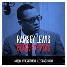 Ramsey Lewis - Black Eye Peas - 40 Cool Ditties (2CD 2017) NEW/SEALED