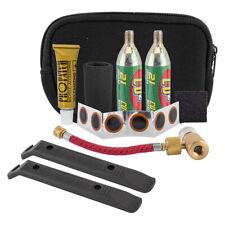Co2 Repair Kit - MTB/ATB 21G, Patch Kit, Tire Levers, Bag - Mr Tuffy -