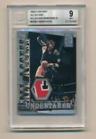 2002 Fleer WWF WWE All Acess Memorabilia Relic Undertaker BGS 9 3 Color RARE