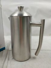 Frieling 0142 French Press Brushed Stainless Steel Double Wall 17 Oz READ!!!!!