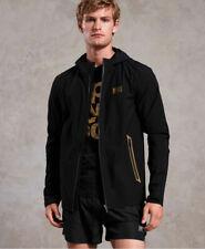 Nueva camisa para hombre Rendimiento Para Hombre Impermeable Chaqueta De Cáscara Negro