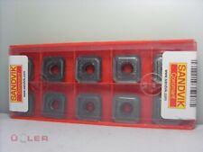 10 X SANDVIK R245-12T3E-ML 1130 WENDESCHNEIDPLATTEN CARBIDE INSERTS