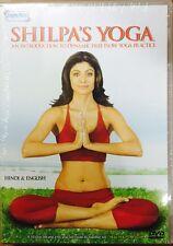 Shilpa ` s Yoga DVD With Hindi & English Language By Shilpa Shetty / Region Free