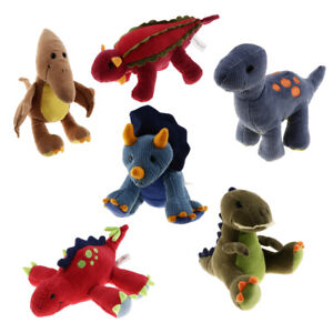 Cute Dinosaur Stuffed Animal Plush Toy Baby Toddler Soft Appease Bed Pillow Gift