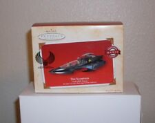 Hallmark Ornament Star Trek Scorpion from ST Nemesis 2003 New w Tag