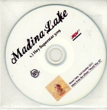 (DG114) Madina Lake, Hey Superstar - 2011 DJ CD
