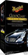 cera liquida GOLD CLASS MEGUIAR'S premium quik Cera, cera de carnauba plus