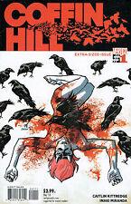 Us Comic pack Coffin Hill 1-6 Kittredge Miranda vertigo DC
