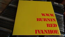 WWW BURNIN RED IVANHOE PROG PSYCH DANISH TELEFUNKEN SOUNDVISION LP LIM500