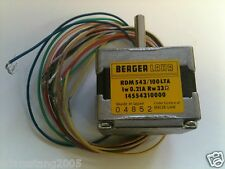 Berger Lahr RDM543/100LTA Stepper Motor 14554310000