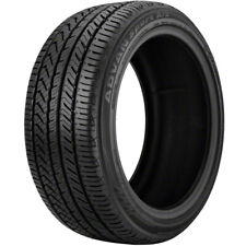 1 New Yokohama Advan Sport A/s  - 245/40r18 Tires 2454018 245 40 18