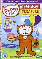 Poppy Cat: Birthday Treasure and other Adventures [DVD][Region 2]