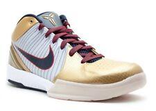 Nike Zoom Kobe IV 4 Olympic Gold 344335-141 2008 SIZE 13