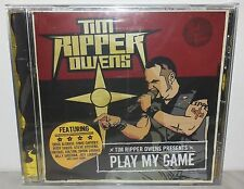 CD TIM OWENS - PLAY MY GAME - NUOVO - NEW