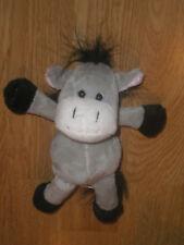 DOUDOU PELUCHE Ane Donkey Cheval Esel doux PLANET PLUSH PLUCH JEMINI 16cm neuf